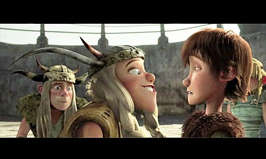 85 How To Train Your Dragon 2 (2014)